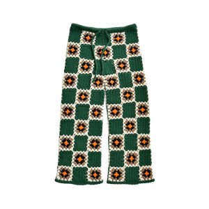 <img class='new_mark_img1' src='https://img.shop-pro.jp/img/new/icons1.gif' style='border:none;display:inline;margin:0px;padding:0px;width:auto;' />HOLIDAY ホリデイ CROCHET PANTS クロシェットパンツ 21104531