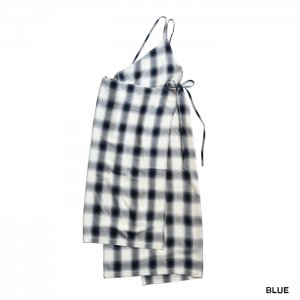<img class='new_mark_img1' src='https://img.shop-pro.jp/img/new/icons1.gif' style='border:none;display:inline;margin:0px;padding:0px;width:auto;' />PHEENY フィーニー  Rayon ombre check apron dress レーヨンオンブレチェックエプロンドレス PS21-OP05