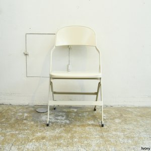 CLARIN クラリン ALL STEEL FOLDING CHAIR