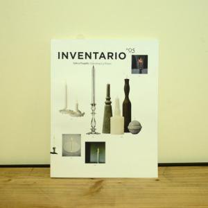 『INVENTARIO 05 - Everything is a project』Corraini