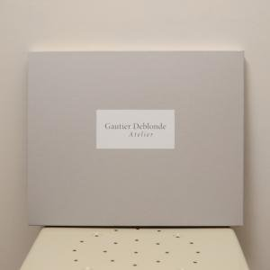 Gautier_Deblonde(ゴー ティエ)『 Atelier』Steidl(シュタイデル)