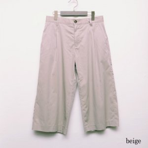 <img class='new_mark_img1' src='//img.shop-pro.jp/img/new/icons8.gif' style='border:none;display:inline;margin:0px;padding:0px;width:auto;' />RYU リュー tencel 4/5wide pants ワイドパンツ A1535