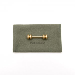 POSTALCO ポスタルコ Abacus Totem Key Holder/BS 96702 Brass