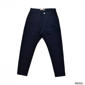 AUGUSTE-PRESENTATION オーギュストプレゼンテーション LADY'S デニム天竺5PK TAPERED PANTS  waufdeni002/a