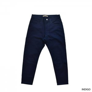 AUGUSTE-PRESENTATION オーギュストプレゼンテーション LADY'S デニム天竺5PK TAPERED PANTS 春夏 waufdeni002/a
