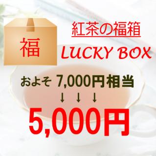 【送料無料!】紅茶の福箱 福袋 5000円