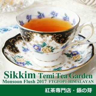 シッキム モンスーンフラッシュ テミ茶園 2017 FTGFOP1-HIMALAYAN 50g
