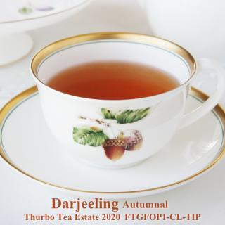 ダージリン オータムナル タルボ茶園 FTGFOP1-CL-TIP 50g