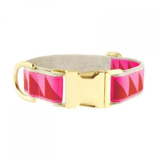 <img class='new_mark_img1' src='//img.shop-pro.jp/img/new/icons14.gif' style='border:none;display:inline;margin:0px;padding:0px;width:auto;' />Nice Grill Collar,Ruby & Hot Pink(ナイス・グリル・カラー, ルビー & ホットピンク)