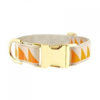 <img class='new_mark_img1' src='//img.shop-pro.jp/img/new/icons14.gif' style='border:none;display:inline;margin:0px;padding:0px;width:auto;' />Nice Grill Collar,Tangerine & Cream (ナイス・グリル・カラー, タンジェリン & クリーム)