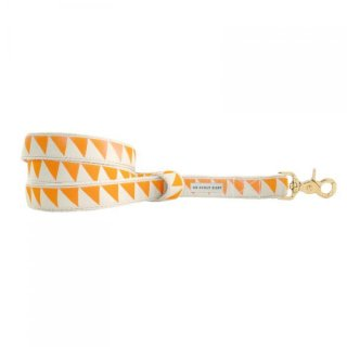 Nice Grill Leash,Tangerine & Cream (ナイス・グリル・リーシュ, タンジェリン & クリーム)