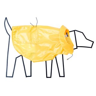 Anorak Raincoat, Yellow (アノラック・レインコート, イエロー)