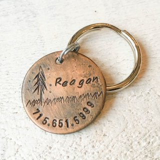 Reagan Pet Tag (レーガン・ペットタグ)