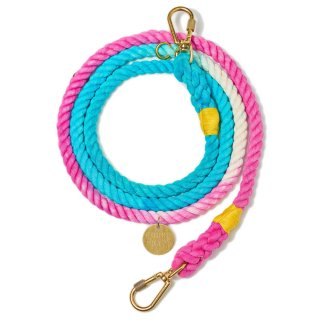 <img class='new_mark_img1' src='//img.shop-pro.jp/img/new/icons57.gif' style='border:none;display:inline;margin:0px;padding:0px;width:auto;' />The Venice Rope Dog Leash, Adjustable(ザ・ベニス・ロープ・ドッグ・リーシュ)