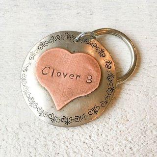 Clover Pet Tag (クローバー・ペットタグ)