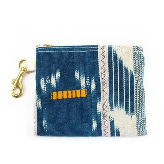 <img class='new_mark_img1' src='https://img.shop-pro.jp/img/new/icons35.gif' style='border:none;display:inline;margin:0px;padding:0px;width:auto;' />INDIGO OCEAN LEASH ACCESSORY BAG(インディゴ・オーシャン・リーシュ・アクセサリ・バッグ)