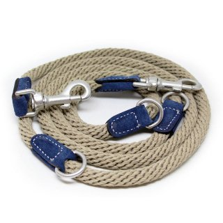 Corde Leash, Grey, Ajustable (コルド・リーシュ, グレイ, アジャスタブル)