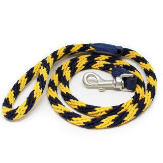 <img class='new_mark_img1' src='https://img.shop-pro.jp/img/new/icons57.gif' style='border:none;display:inline;margin:0px;padding:0px;width:auto;' />Corde Leash, Stripes Yellow, Standard (コルド・リーシュ, ストライプイエロー, スタンダード)