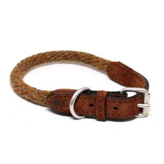 Corde Wool Collar, Cognac (コルド・ウール・カラー, コニャック)