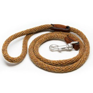 <img class='new_mark_img1' src='https://img.shop-pro.jp/img/new/icons57.gif' style='border:none;display:inline;margin:0px;padding:0px;width:auto;' />Corde Wool Leash, Cognac, Standard (コルド・ウール・リーシュ, コニャック, スタンダード)
