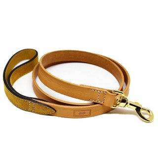<img class='new_mark_img1' src='//img.shop-pro.jp/img/new/icons57.gif' style='border:none;display:inline;margin:0px;padding:0px;width:auto;' />Tennis Vintage Leash, Natural, Standard (テニス・ヴィンテージ・リーシュ, ナチュラル, スタンダード)