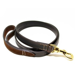 <img class='new_mark_img1' src='https://img.shop-pro.jp/img/new/icons57.gif' style='border:none;display:inline;margin:0px;padding:0px;width:auto;' />Tennis Vintage Leash, Chocolate, Standard (テニス・ヴィンテージ・リーシュ, チョコレート, スタンダード)
