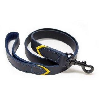 Tennis Colors Leash, Blue & Yellow (テニス・カラーズ・リーシュ, ブルー & イエロー)