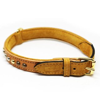 Tennis Vintage Padded Collar, Natural (テニス・ヴィンテージ・パッデッド・カラー, ナチュラル)