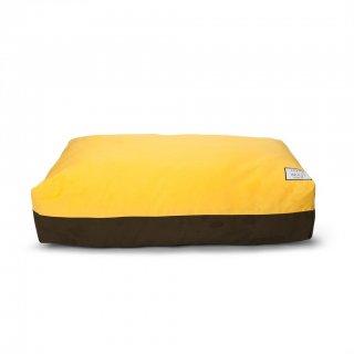 Flip Stitch Bed Yellow/Olive(フリップ・スティッチ・ベッド, イエロー/オリーブ)