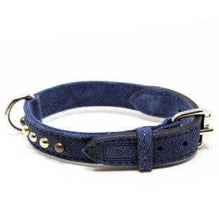 Tennis Vintage Petit Collar, Blue (テニス・ヴィンテージ・ペティット・カラー, ブルー)