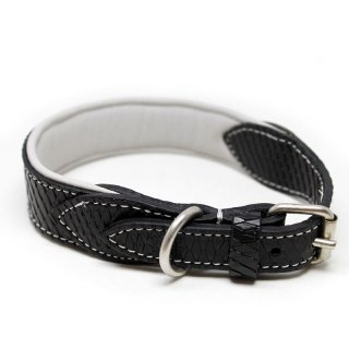 Viper Collar, Black (ヴァイパー・カラー, ブラック)