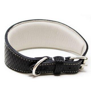 Viper Greyhound Collar, Black (ヴァイパー・グレイハウンド・カラー, ブラック)