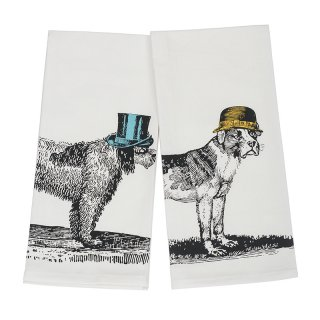 TOP DOGS KITCHEN TOWELS (トップ・ドッグ・キッチンタオル)