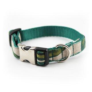 Tropic Canvas Dog Collar (トロピック・キャンバス・ドッグ・カラー)