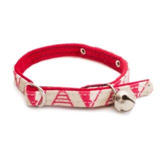 Geo Pink Cat Collar  (ゲオ・ピンク・キャット・カラー)