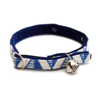 Geo Blue Cat Collar  (ゲオ・ブルー・キャット・カラー)