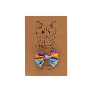 <img class='new_mark_img1' src='//img.shop-pro.jp/img/new/icons14.gif' style='border:none;display:inline;margin:0px;padding:0px;width:auto;' />Feather Cat BowTie  (フェザー・キャット・ボウタイ)