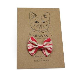Geo Pink Cat BowTie  (ゲオ・ピンク・キャット・ボウタイ)