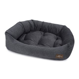 <img class='new_mark_img1' src='https://img.shop-pro.jp/img/new/icons57.gif' style='border:none;display:inline;margin:0px;padding:0px;width:auto;' />HERRINGBONE Twilight Napper Dog Bed(へリンボーン・トワイライト・ナッパー・ベッド)