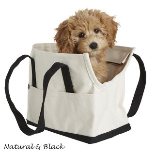 Canvas Pet Tote Small Size (キャンバス・ペット・トート ,スモールサイズ)