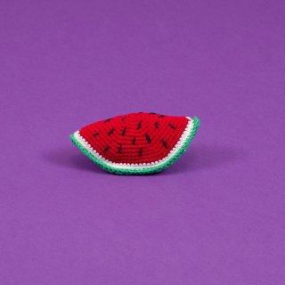 Hand Crochet Watermelon (ハンド・クロケット・ウォーターメロン)