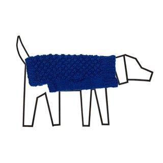 Popcorn Sweater, RoyalBlue (ポップコーン・セーター, ロイヤルブルー)