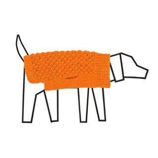 Popcorn Sweater, Orange (ポップコーン・セーター, オレンジ)