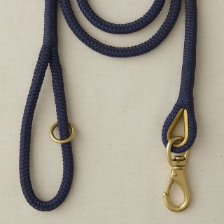 <img class='new_mark_img1' src='https://img.shop-pro.jp/img/new/icons57.gif' style='border:none;display:inline;margin:0px;padding:0px;width:auto;' />Navy First Mate's Leash(ネイビー・ファースト・メイト・リーシュ)