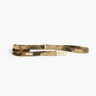 <img class='new_mark_img1' src='https://img.shop-pro.jp/img/new/icons53.gif' style='border:none;display:inline;margin:0px;padding:0px;width:auto;' />Waxed Cotton Leash, Light Camo (ワックス・コットン・リーシュ, ライト・カモ)