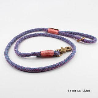 <img class='new_mark_img1' src='https://img.shop-pro.jp/img/new/icons57.gif' style='border:none;display:inline;margin:0px;padding:0px;width:auto;' />Neon Tetra Climbing Rope Dog Leash (ネオン・テトラ・クライミングロープ・ドッグ・リーシュ)
