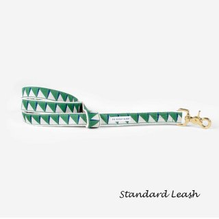 <img class='new_mark_img1' src='https://img.shop-pro.jp/img/new/icons53.gif' style='border:none;display:inline;margin:0px;padding:0px;width:auto;' />Nice Grill Leash,Emerald & Navy & Cream (ナイス・グリル・リーシュ, エメラルド & ネイビー & クリーム)