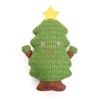 Christmas Tree Woolie Toy (クリスマス・ツリー・ウール・トイ)