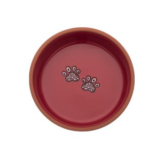 <img class='new_mark_img1' src='https://img.shop-pro.jp/img/new/icons14.gif' style='border:none;display:inline;margin:0px;padding:0px;width:auto;' />Henna Paw Bowl, Red, Small (ヘナ・ポウ・ボウル, レッド,スモール)