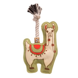 <img class='new_mark_img1' src='https://img.shop-pro.jp/img/new/icons14.gif' style='border:none;display:inline;margin:0px;padding:0px;width:auto;' />Llama Rope Toy (ラマ・ロープ・トイ)